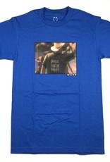 WKND BADFISH S/S TEE - ROYAL BLUE