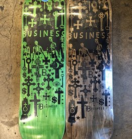 BUSINESS AND COMPANY BUSINESS AND COMPANY BLACK CHURCH DECK - (ALL SIZES)
