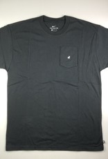 NIKE NIKE SB (ORANGE LABEL) KEVIN BRADLEY ISO TEE - BLACK