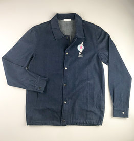 LESS THAN LOCAL LESS THAN LOCAL CHICKS JACKET - DENIM