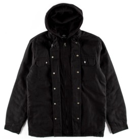 DICKIES DICKIES '67 HOODED JACKET - BLACK