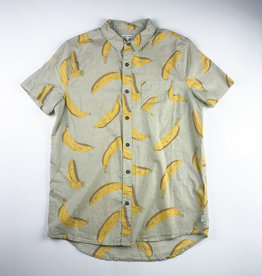 BANKS JOURNAL BANKS JOURNAL TROPIC S/S BUTTON - DESERT