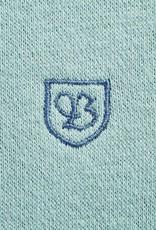 BRIXTON BRIXTON B-SHIELD CREWNECK - JADE