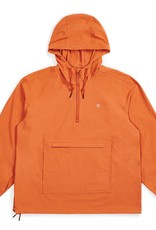 BRIXTON BRIXTON PATROL AT ANORAK JACKET - BURNT ORANGE