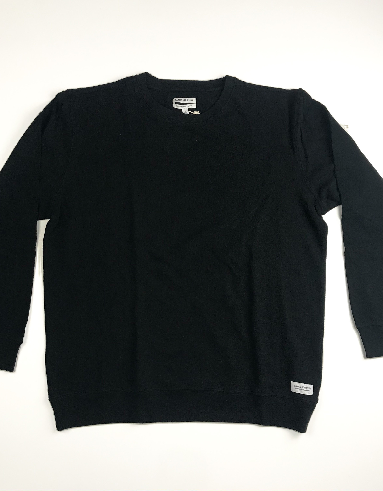 BANKS JOURNAL BANKS VISION TRANSSEASONAL L/S FLEECE