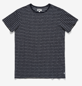 BANKS JOURNAL BANKS SHATTER DELUXE S/S TEE - DIRTY DENIM