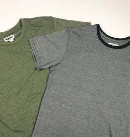 BANKS JOURNAL BANKS JOURNAL SECONDS DELUXE S/S TEE - (ALL COLORS)