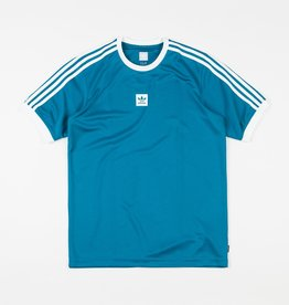 ADIDAS ADIDAS S/S CLUB JERSEY - TEAL/WHITE