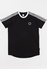 ADIDAS ADIDAS CLUB JERSEY BLACK/WHITE/CORE WHITE