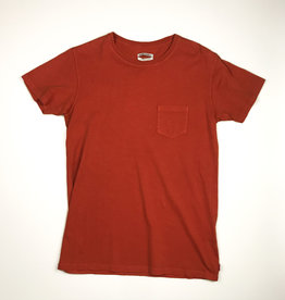 BANKS JOURNAL BANKS JOURNAL PRIMARY FADED TEE - BURNT ORANGE