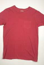 BANKS JOURNAL BANKS JOURNAL PRIMARY FADED TEE - VINTAGE RED