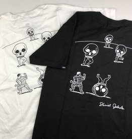 VANS VANS X NO COMPLY (DANIEL JOHNSTON) THE DODGE S/S TEE - (ALL COLORS)