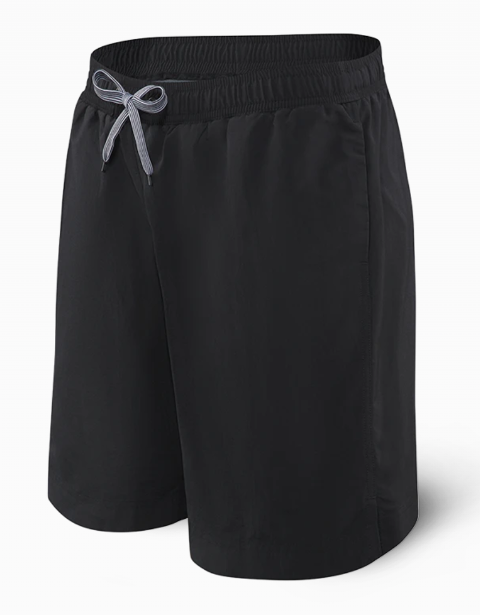 "SAXX SAXX CANNONBALL 9"" 2N1 SWIM SHORT BLACKOUT"