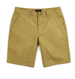 BRIXTON BRIXTON TOIL 2 HEMMED SHORT (WHEAT)