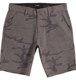 BRIXTON BRIXTON TOIL 2 AT SHORT - CHARCOAL CAMO