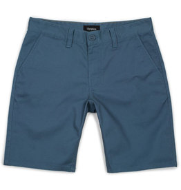 BRIXTON BRIXTON TOIL 2 SHORT - DUSTY BLUE