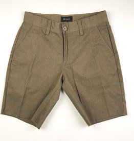 BRIXTON BRIXTON TOIL 2 SHORT -  BROWN  - 30