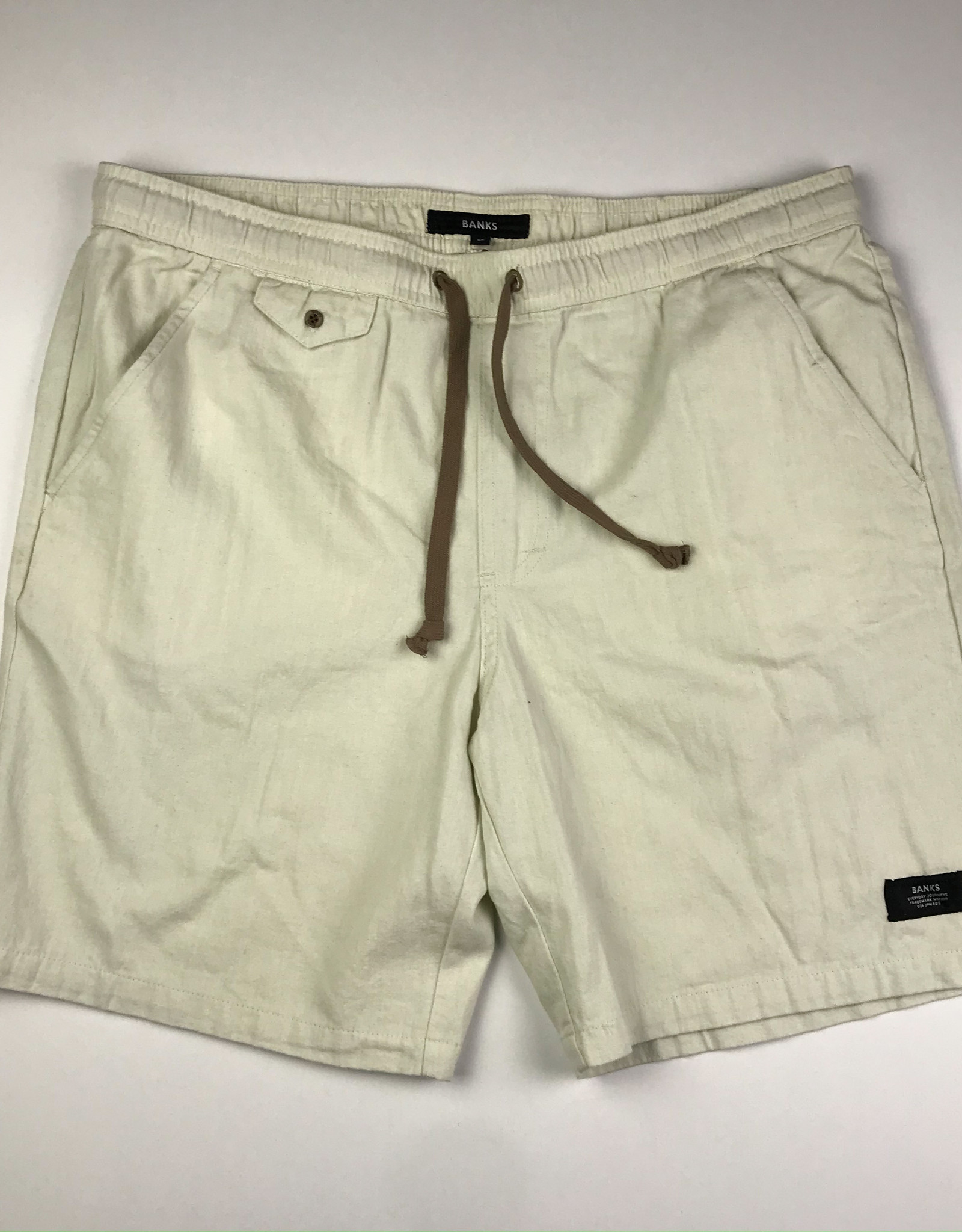 BANKS JOURNAL BANKS WORKERS WALKSHORTS
