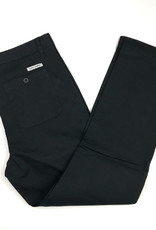 BANKS STAPLE PANT - DIRTY BLACK