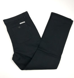 BANKS STAPLE PANT - DIRTY BLACK