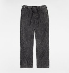 BRIXTON BRIXTON STEADY PANT - BLACK ACID WASH