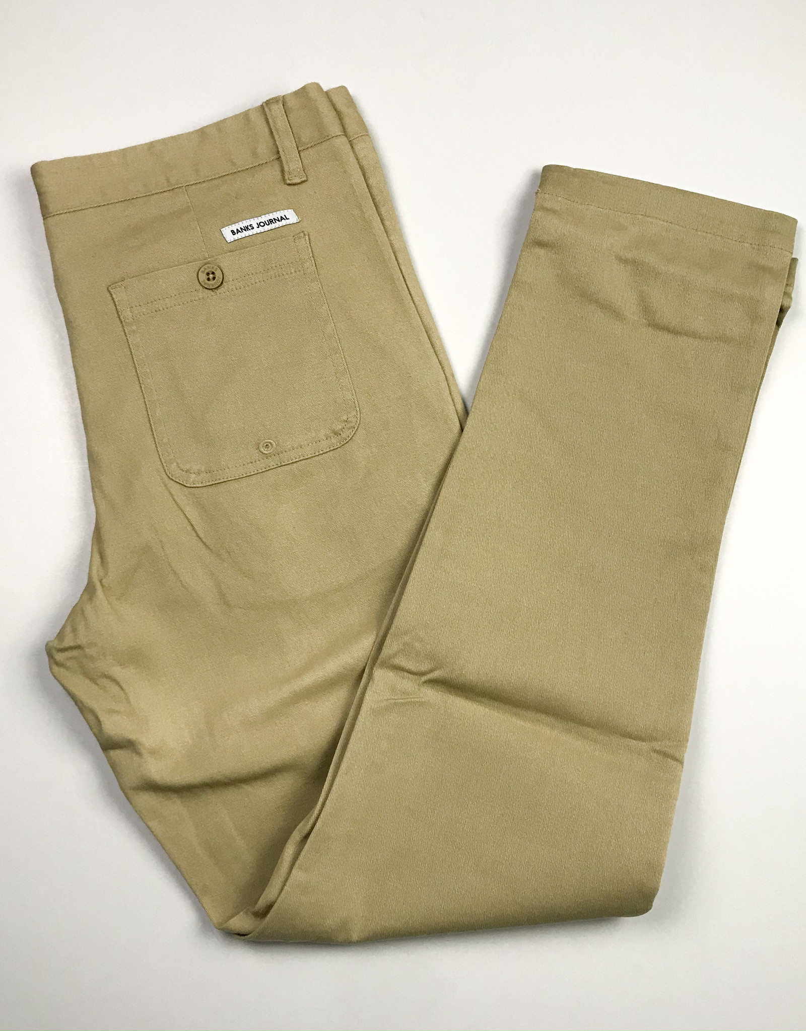 BANKS JOURNAL BANKS PRIMARY PANT - (ALL COLORS)