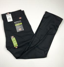 DICKIES DICKIES SLIM FIT TAPERED LEG - BLACK - 36/32