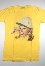 LESS THAN LOCAL LESS THAN LOCAL TEE - YELLOW