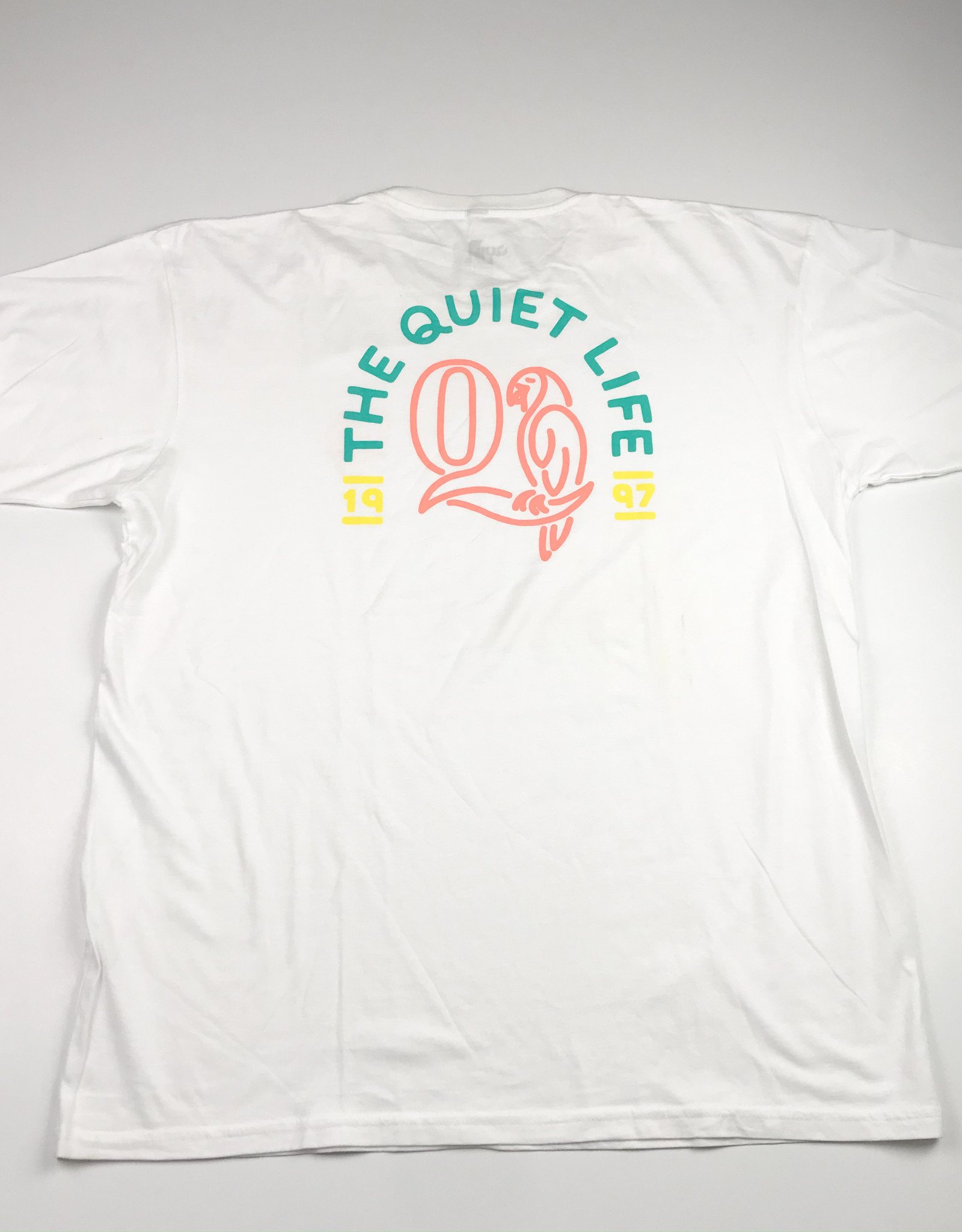 THE QUIET LIFE PARROT TEE
