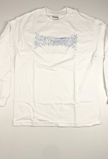 TRANSWORLD TRANSWORLD SHATTER TEE - WHITE / MEDIUM