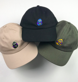 POLAR DANE FACE CAP HAT - (ALL COLORS)