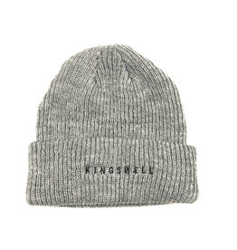 KINGSWELL KINGSWELL BEANIE EMBROIDERED - BLACK