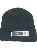 KINGSWELL KINGSWELL MOUSE BEANIE - BLACK
