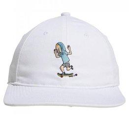 ADIDAS ADIDAS B&B HAT - WHITE