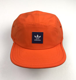 ADIDAS ADIDAS 3MC 5 PANEL HAT - ORANGE/ROYAL