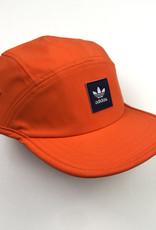 ADIDAS ADIDAS 3MC 5 PANEL HAT - ORANGE/ROYAL