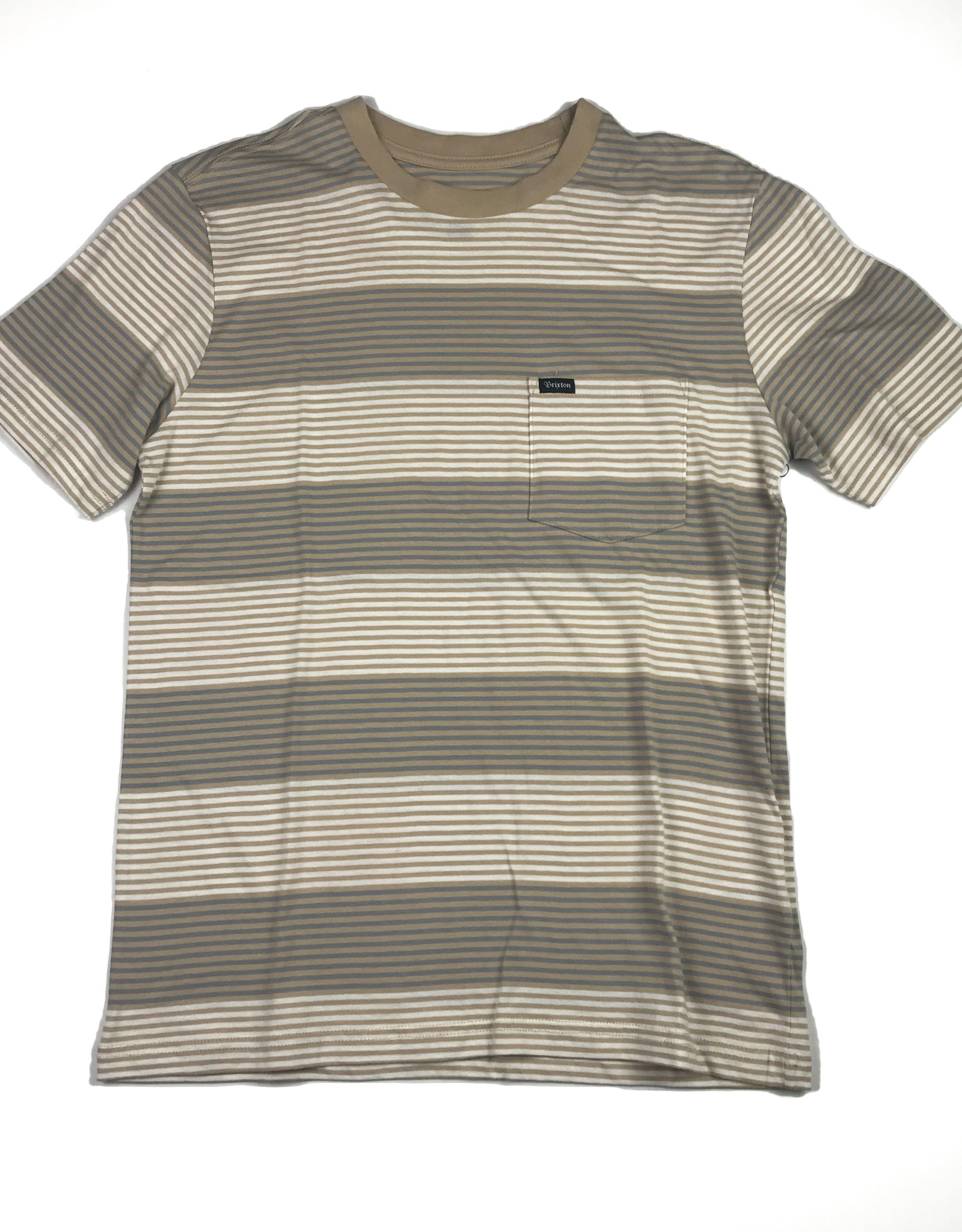 BRIXTON BRIXTON HILT S/S KNIT TEE - (ALL COLORS)