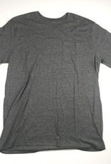 BRIXTON BRIXTON BASIC S/S TEE - HEATHER GREY