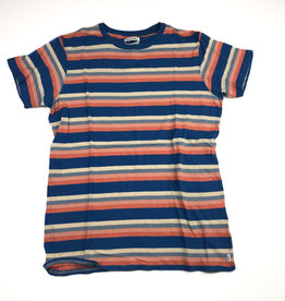 BANKS JOURNAL BANKS WONDER DELUXE TEE - COBALT