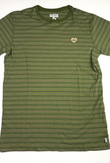 BANKS JOURNAL BANKS JOURNAL ATLAS DELUXE S/S TEE - ARMY OLIVE