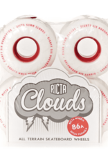 RICTA RICTA CLOUDS RED 86A - 53MM