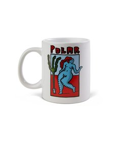 POLAR CACTUS DANCE COFFEE MUG