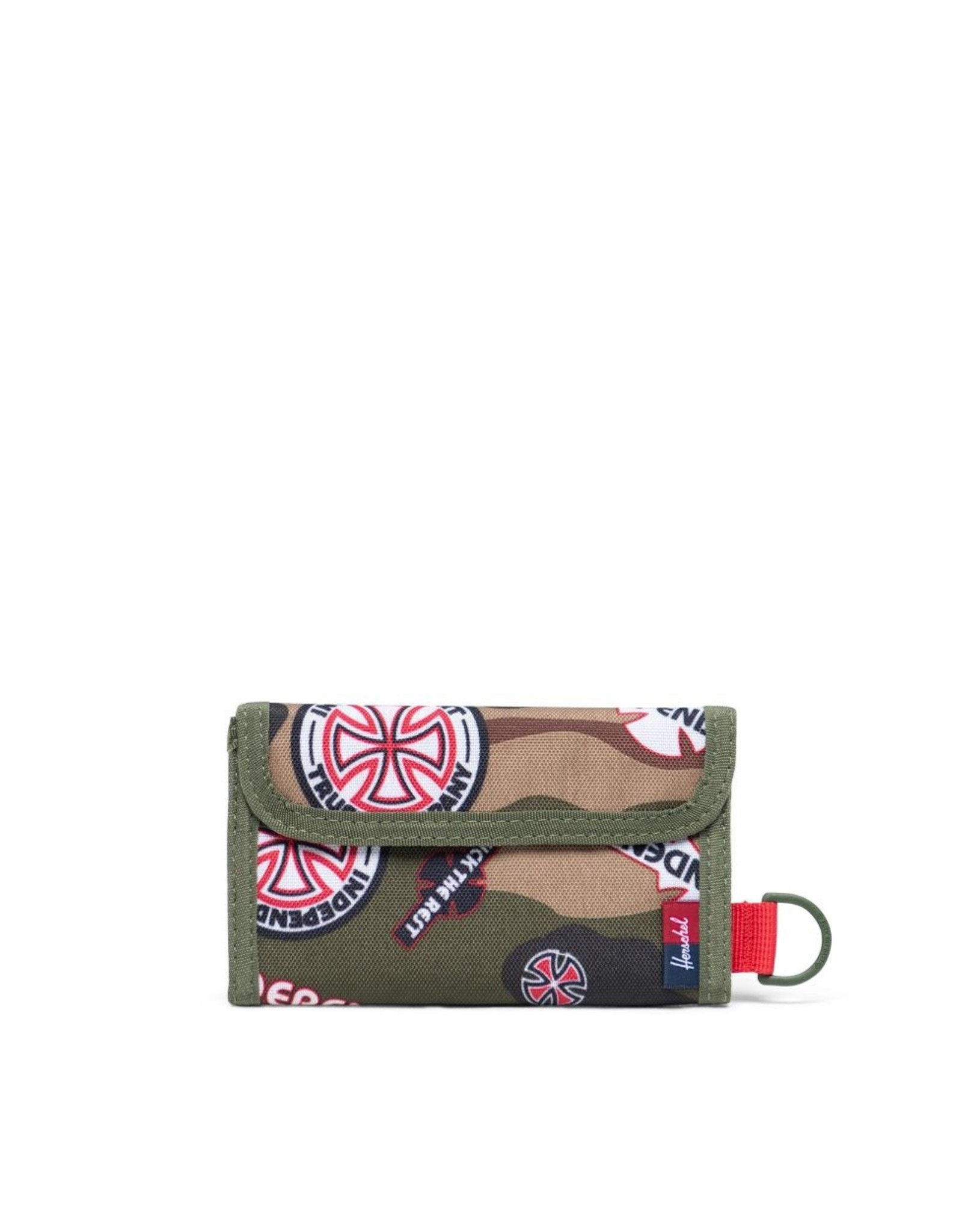 HERSCHEL HERSCHEL FAIRWAY WALLET - INDEPENDENT WOODLAND CAMO
