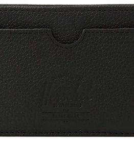 HERSCHEL HERSCHEL CHARLIE WALLET - BLACK PEBBLE