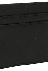 HERSCHEL HERSCHEL CHARLIE WALLET - BLACK X