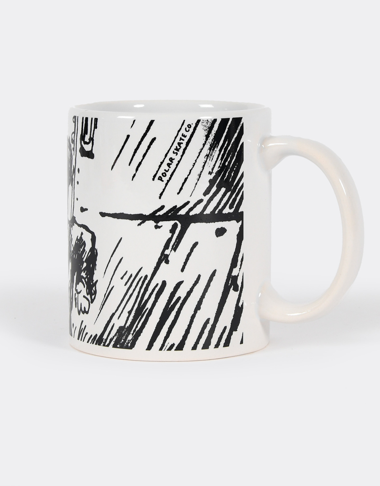 POLAR MEDUSA COFFEE MUG