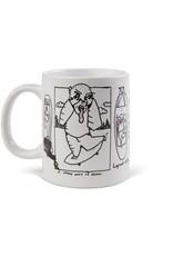 POLAR DOODLE COFFEE MUG