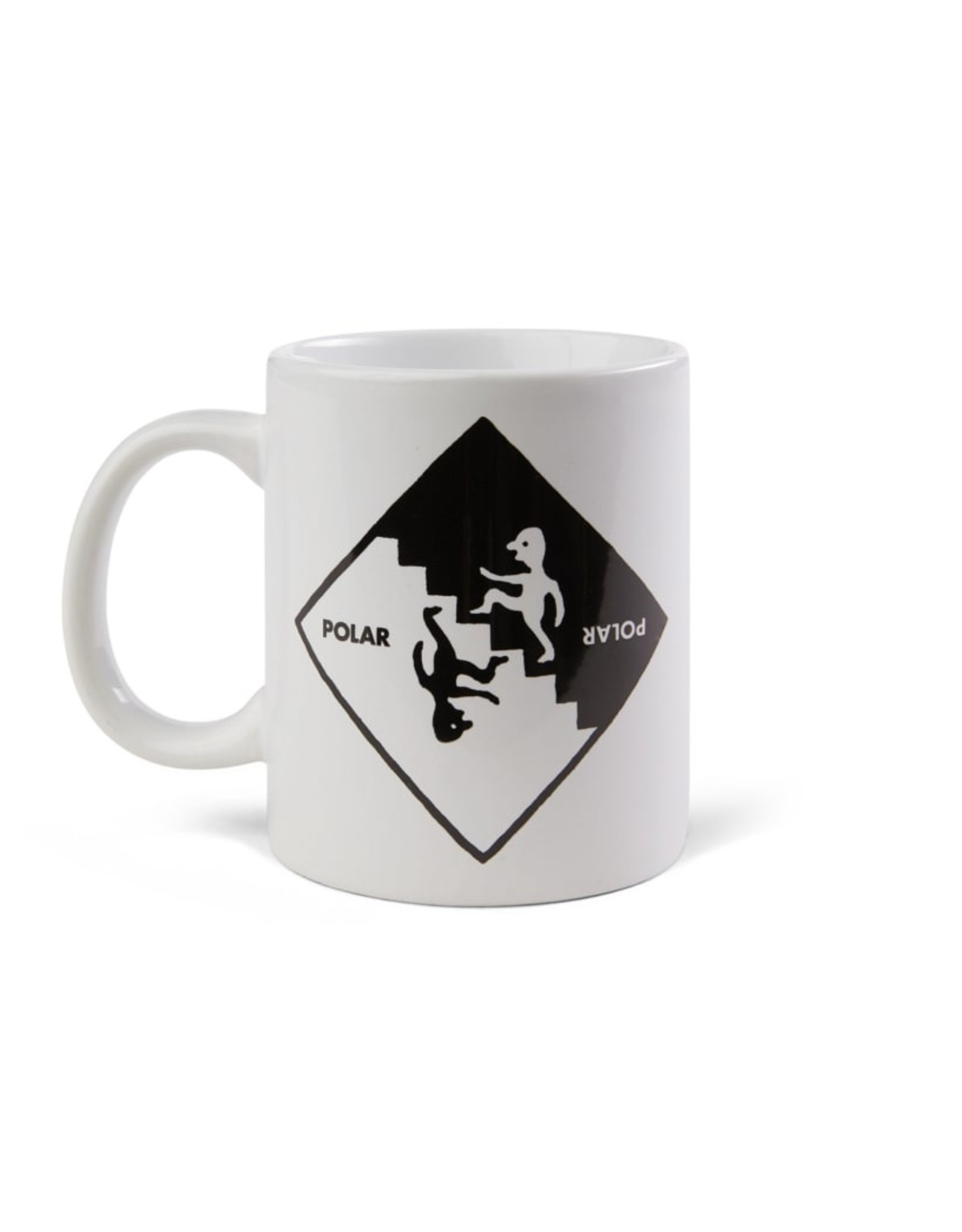 POLAR STAIRCASE COFFEE MUG