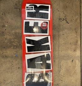 BAKER BRAND LOGO BLACK DECK - 8.475
