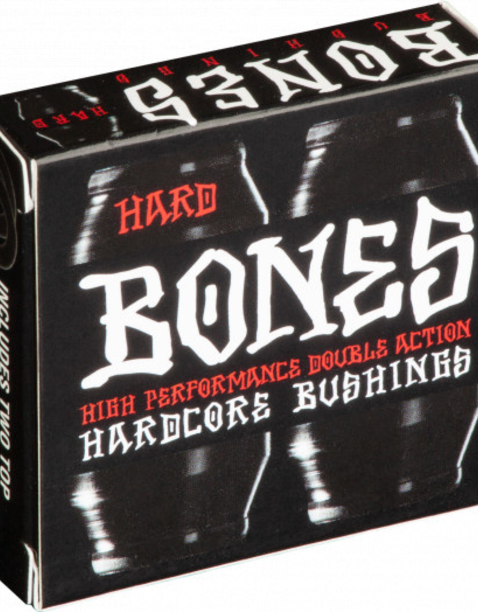 BONES HARDCORE BUSHINGS - HARD - BLACK PACK